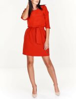Kleid Sportlich Overknee-Kleid