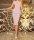 Damen Etuikleid mit Schößchen PM56630