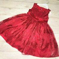 Kinderkleid 156 Blumenmädchen Kleid Hochzeit