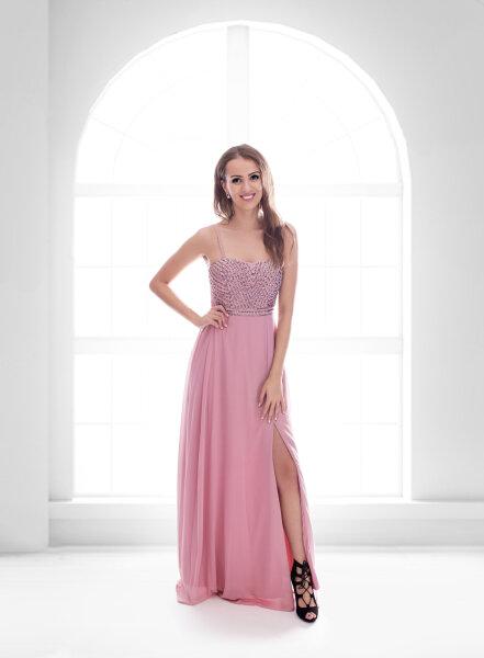 Abendkleid bodenlang R1320