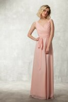 Abendkleid 2771 Neckholder Maxikleid mit einer passenden...