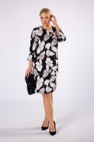 Elegantes Kleid PM81501 mit tailliertem Schnitt und...